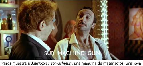 Airbag - Somachigun, una máquina de matar
