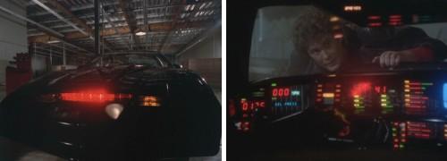 El coche fantástico - Piloto - KITT al rescate