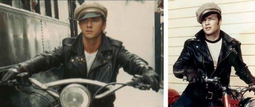 Curiosidades de Indiana Jones 4 - LaBeouf y Brando
