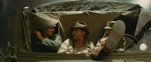 Indiana Jones IV - Por los pelos