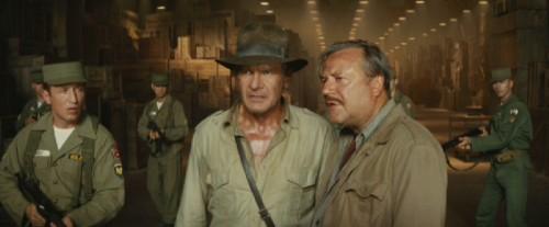 Indiana Jones IV - Indy y Mac