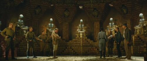 Indiana Jones IV - La sala de los tronos