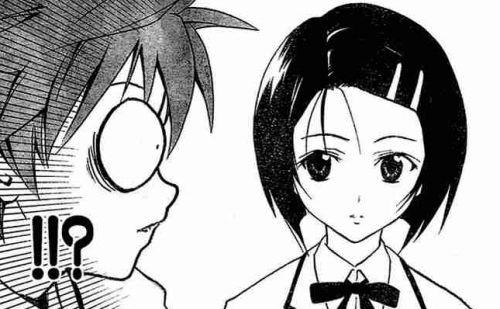 To Love-Ru - Rito y Haruna
