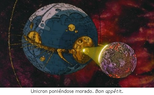 Transformers: The Movie - Unicron
