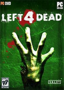Left 4 Dead - Carátula