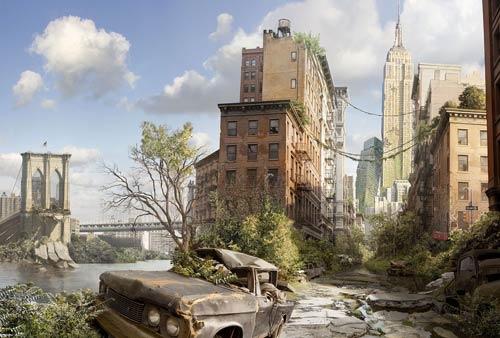 Left 4 Dead - Concurso - Nueva York abandonado