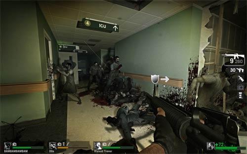 Left 4 Dead - Hospital