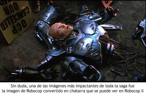 Robocop - Hecho polvo