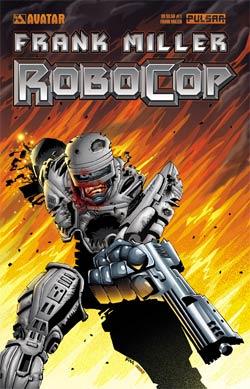 Robocop - Portada de Cómic
