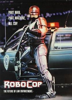 Robocop - portada