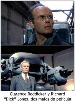 Robocop - Villanos
