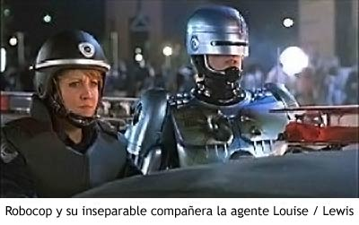 Robocop - y Louise / Lewis