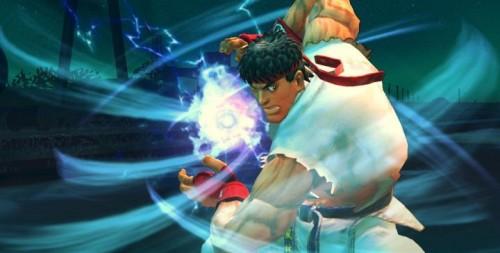 Street Fighter IV - Hadoken!