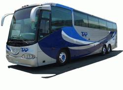 Viaje fin curso - Autobus