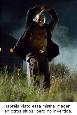 Viernes 13 2009 - Jason ataca
