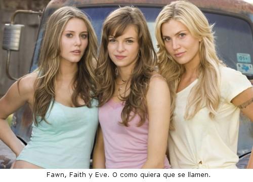 Viernes 13 2009 - Las chicas