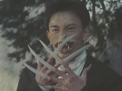 Bioman - Uno de los malos