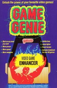 Game Genie - Potencia tus videojuegos