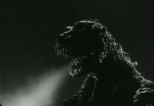 Godzilla (1954) - Aliento atómico