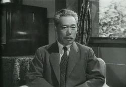 Godzilla (1954) - Tanabe