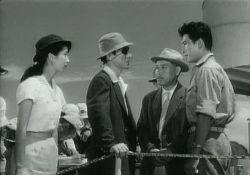 Godzilla (1954) - Los protagonistas