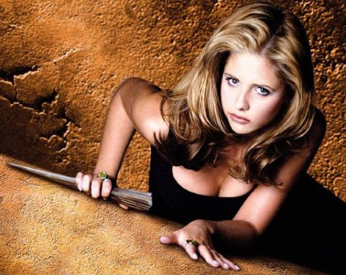 Mis chicas de la tele - Buffy