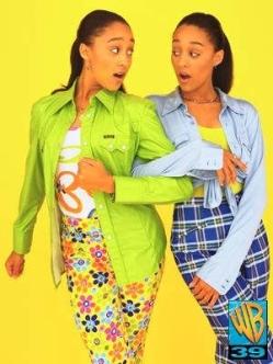 Mis chicas de la tele - Tia y Tamera