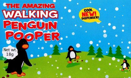 Penguin Pooper - Anverso de la caja