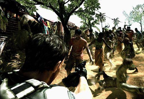 Resident Evil 5 - Acción a raudales