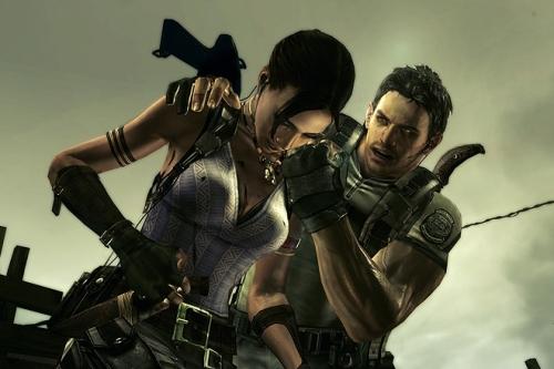 Resident Evil 5 - Cooperando