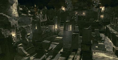 Resident Evil 5 - Ruinas