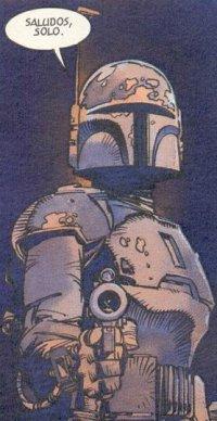 Star Wars Imperio Oscuro - Boba Fett