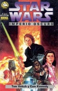 Star Wars Imperio Oscuro - Portada nº 1