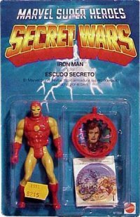 Superhéroes Marvel Secret Wars - Iron-Man