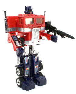 Transformers: The Movie - El Optimus Prime original