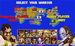 Versiones y Hacks - Street Fighter 2