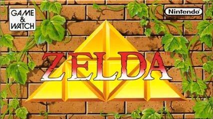 Zelda Game & Watch - Caja