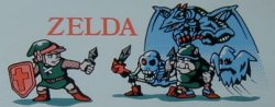 Zelda Game & Watch - Link y sus enemigos