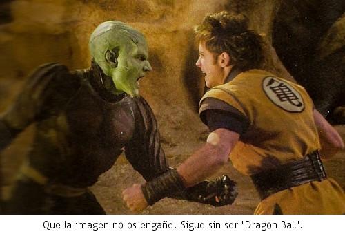 Dragonball: Evolution - Goku vs. Piccolo