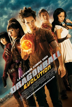 Dragonball: Evolution - Póster