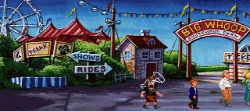 Monkey Island 2 - Chuckie