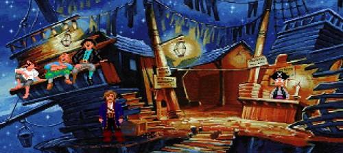 Monkey Island 2 - Hombres de baja fibra moral