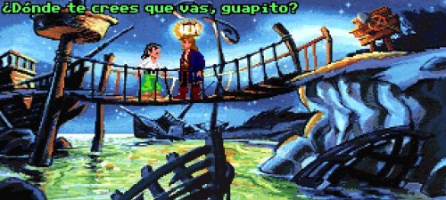 Monkey Island 2 - Largo LaGrande