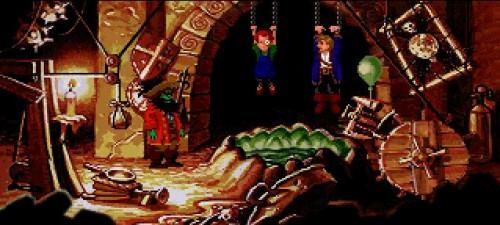 Monkey Island 2 - Pozo de ácido