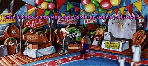 Monkey Island 2 - Stan