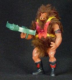MOTU - Grizzlor (muñeco)