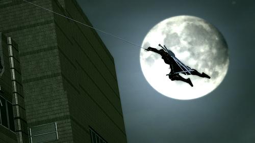 Ninja Blade - A la luz de la luna