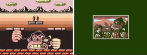 Pauline - Game Boy Donkey Kong, un final feliz
