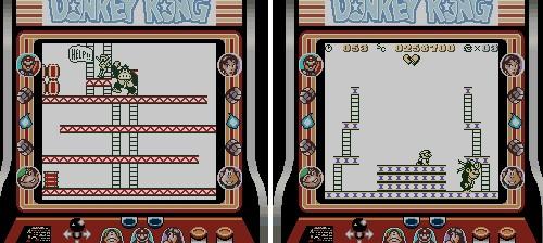 Pauline - Game Boy Donkey Kong, Pauline Capturada
