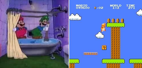 Pauline - Super Mario Bros.